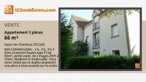 A vendre - appartement - Saulx-les-Chartreux (91160) - 3 pi