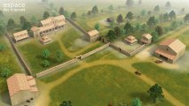 Une villa gallo-romaine en 3D