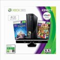 Xbox 360 4GB with Kinect Holiday Value Bundle (Xbox 360) under $200