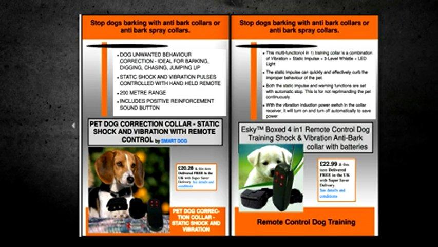 No Woof Anti Bark Collar | Anti Bark Spray | Dog Collar | Electric Dog Collar | Dog Anti Bark Spray
