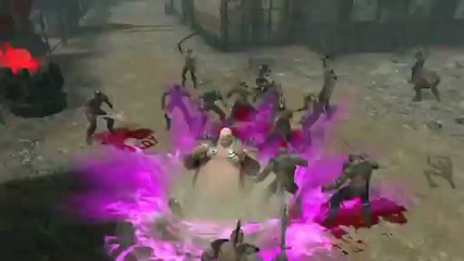 Trailer gameplay 12/2012 de Fist of the North Star : Ken's Rage 2