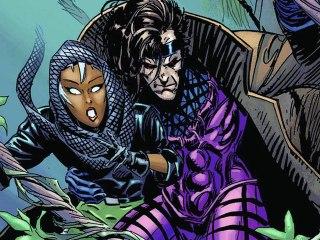 CGR Comics - GAMBIT CLASSIC VOL. 1 comic review