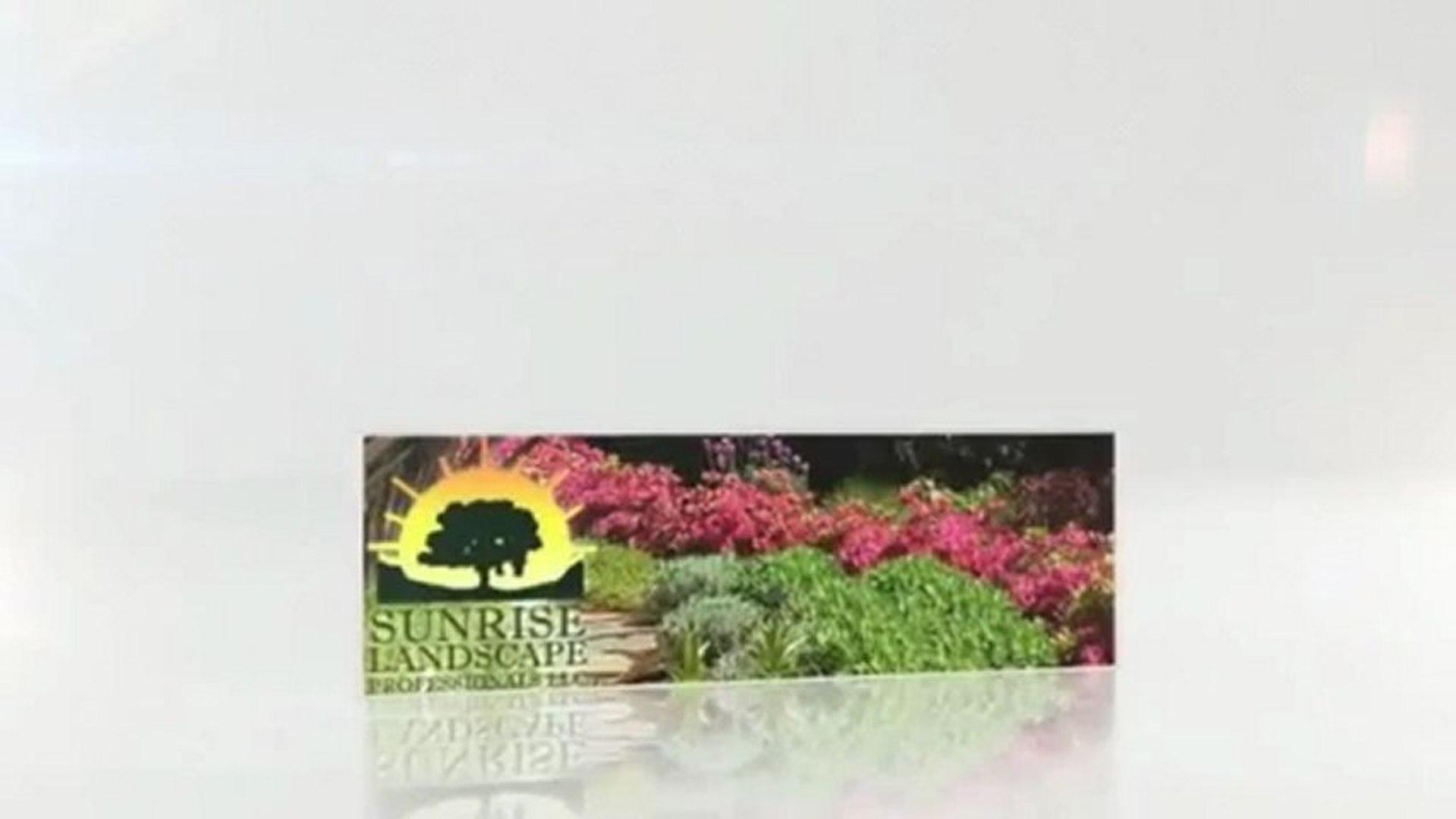 Sunrise Landscape Professional (503) 658-1828