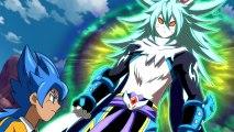 Inazuma Eleven GO Chrono Stone 34 VOSTFR HD