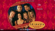 Opening to Friends: The One With All the Parties 2004 DVD