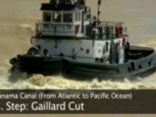 Der Panamakanal- eine Reise vom Atlantik zum Pazifik