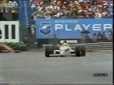GP Canada, Montreal 1989 Squalifica di Nannini e sorpasso di Berger su Boutsen