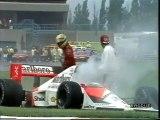 GP Canada, Montreal 1989 Ritiro di Senna