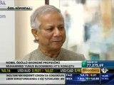Nobel Laureate Professor Muhammad Yunus Talks with Turkish TV Channel Bloomberg on Microcredit Program