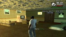 GTA  San Andreas E08 (GTA San Anders!)