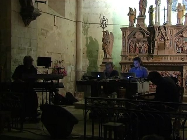 Bernard Lubat Plays OMax in Uzeste 2011