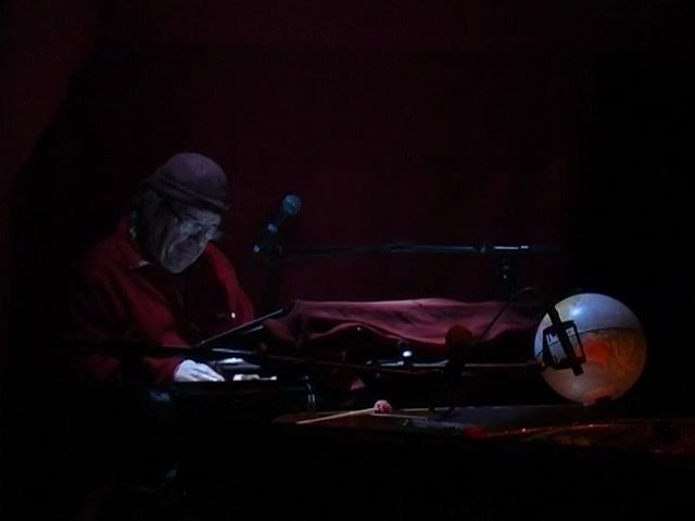 Bernard Lubat plays OMax in Uzeste 2007