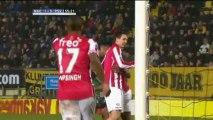 Pays-Bas - Le PSV pulvérise NAC Breda