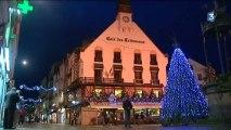 Dieppe : les illuminations de Noël