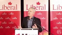Marc Garneau enters Liberal leadership