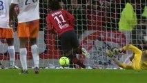 But Ryan MENDES (74ème) - LOSC Lille - Montpellier Hérault SC (4-1) - saison 2012/2013