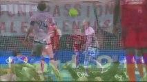 But José SAEZ (73ème) - Valenciennes FC - Evian TG FC (2-1) - saison 2012/2013