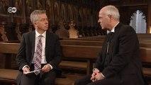 Talk with Bishop Friedrich Weber, Lutheran Church in Braunschweig   Journal Interview