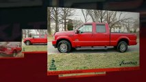Used Ford F-250 Super Duty For Sale (Red)