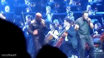 01 Naturally 7 - Feel It (In The Air Tonight) - Aida Night Of The Proms - Oberhausen, 23.12.2012