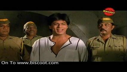 Ram Jane: (Dramatic Scene) Shahrukh Khan, Vivek Mushran 26
