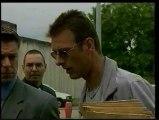 Noel MAMERE visite la centrale de Moulins Yzeure le 02 06 2004