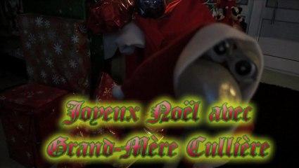 Joyeux Noël avec Grand-Mère Cuillère