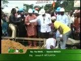 Salomon MBUTCHO   Le Groupe SCAC AFRIQUE A LONGASSE sur la chaîne de télévision CANAL2 INFO