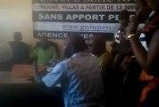 Salomon MBUTCHO | Groupe SCAC AFRIQUE, Conférence de Presse du Groupe Scac Afrique