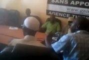 Salomon MBUTCHO | Groupe SCAC AFRIQUE, Point de Presse du Groupe SCAC Afrique