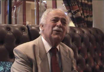 George Bizos interview (wideangle)