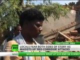 Caught in Crossfire: Locals hit hardest in rebels vs govt fighting