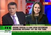 US Dept. of Defense posts YouTube drone porn
