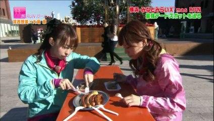 旅RUNガール2 (河西智美・大堀 恵) 2012.12.22