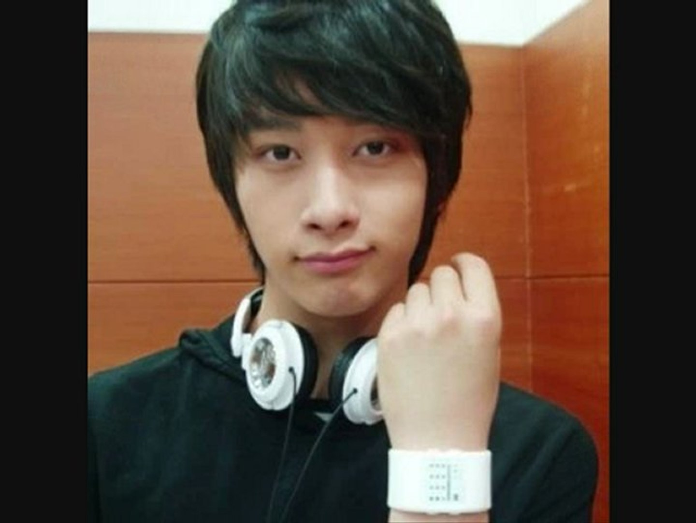 Chansung 2PM Hair Style (Men Hair Style)