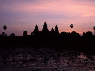 A slideshow whith precious moments from Cambodia