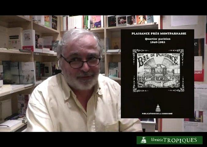 Jean-Louis Robert présente: Plaisance près Montparnasse