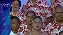 TAHITI/CHORALE/Chants de Noël ...ça chante faux/pas grave ...