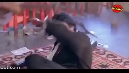 Hum: ( Fight Scene) Amitabh Bachchan, Danny Denzongapa 06