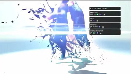training combos - switchable weapons de DmC Devil May Cry