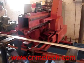 Aluminum profile hauling machine(single traction or dual traction)
