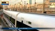 La Chine inaugure la plus grande ligne de TGV au monde
