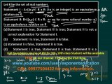 AIEEE Maths 2011 Solutions-7, Maths AIEEE video lectures, IIT JEE Maths,iit jee dvd,Jee mains,