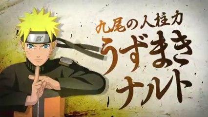 Naruto: Ultimate Ninja Storm 3 - Trailer Japonais