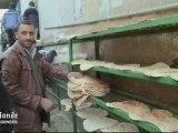 A Damas, jusqu'à cinq heures d'attente pour acheter du pain