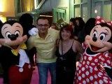 demande en mariage Disneyland Paris de Joseph à Cathy