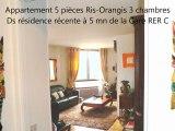 Vente Appartement 5 pièces Ris-Orangis 91 Achat Vente Immobilier Ris-Orangis Essonne