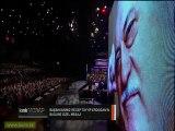 17 Başbakan Erdoğan mesajı SAMANYOLU 20.yıl Kırık Mızrap konseri