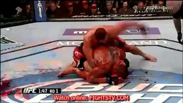 Belcher vs Okami full fight