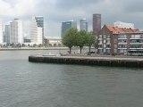 Rotterdam, Pays-Bas : paysage urbain